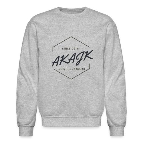 the geometric JK Squad - Crewneck Sweatshirt