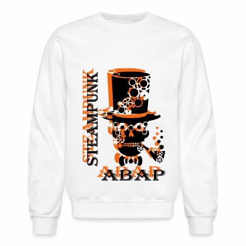Steampunk Skull - Crewneck Sweatshirt