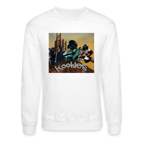 cuckmcgee - Crewneck Sweatshirt