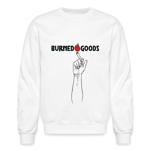 Burning Spliff - Unisex Crewneck Sweatshirt