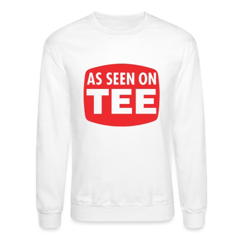 As Seen On Tee - Unisex Crewneck Sweatshirt