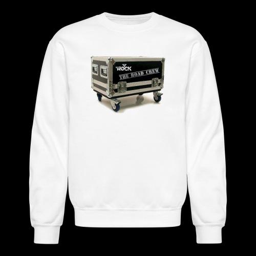 Eye rock road crew Design - Unisex Crewneck Sweatshirt