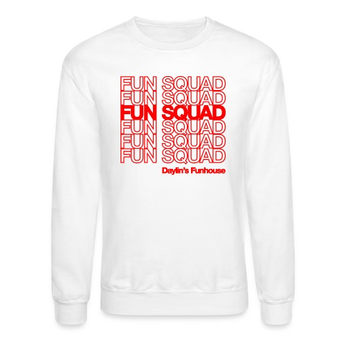 Fun Squad - Crewneck Sweatshirt