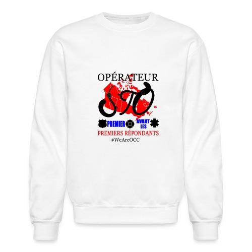 Operateur STO - Crewneck Sweatshirt