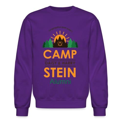 campstein_logo_wAlumni_co - Unisex Crewneck Sweatshirt