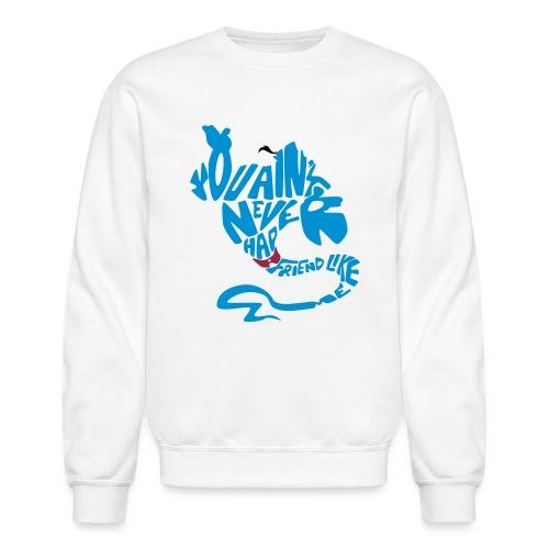 friendlikeme - Unisex Crewneck Sweatshirt