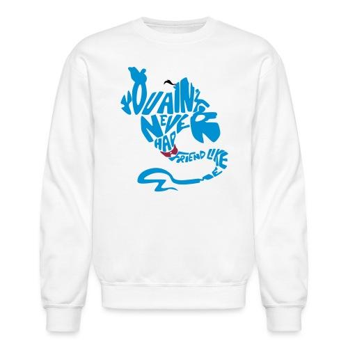 friendlikeme - Crewneck Sweatshirt