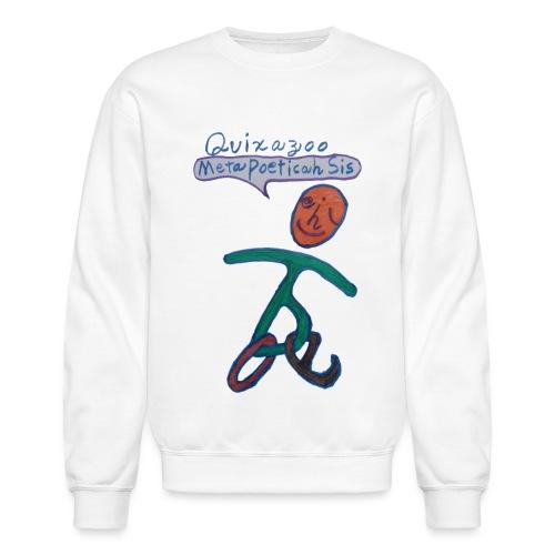 MetaPoeticahSisFull - Unisex Crewneck Sweatshirt