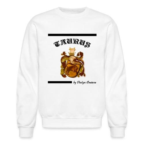 TAURUS BLACK - Crewneck Sweatshirt