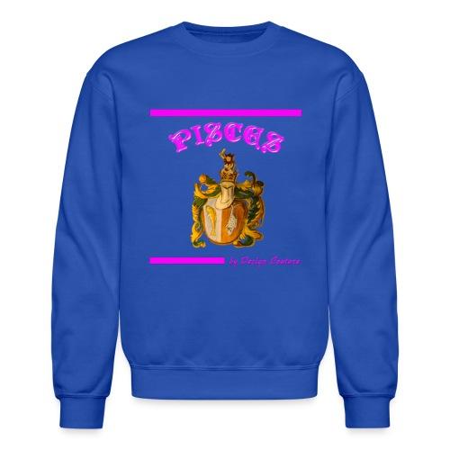 PISCES PINK - Crewneck Sweatshirt