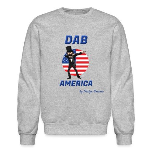 DAB AMERICA BLUE - Crewneck Sweatshirt