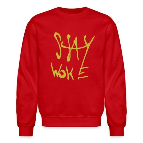 Stay Woke Hobag Knowledge. - Crewneck Sweatshirt