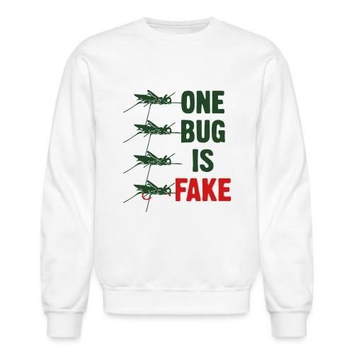 Fly Fishing Hopper - Crewneck Sweatshirt