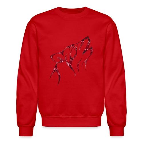 wolf - Crewneck Sweatshirt