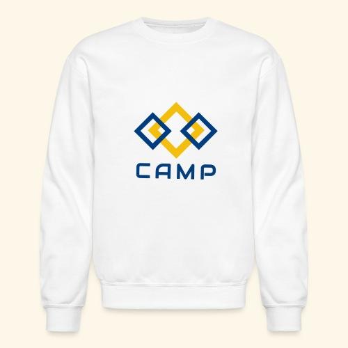 CAMP LOGO and products - Unisex Crewneck Sweatshirt