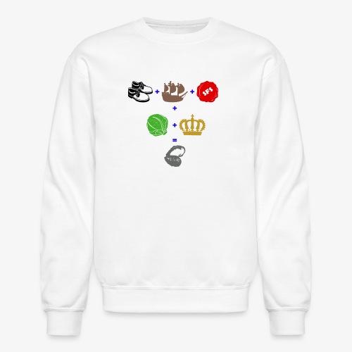 walrus and the carpenter - Crewneck Sweatshirt
