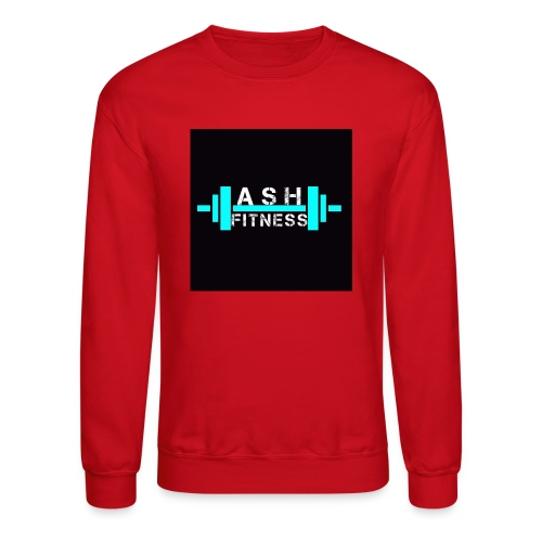 ASH FITNESS ACCESSORIES - Crewneck Sweatshirt
