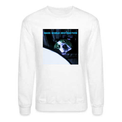 Mass World Depression - Crewneck Sweatshirt