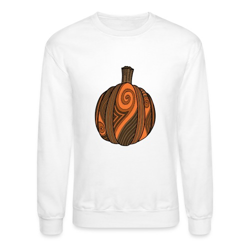Art Pumpkin - Crewneck Sweatshirt