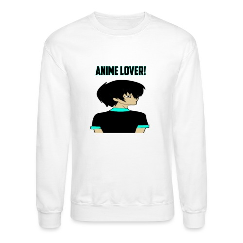 anime lover - Crewneck Sweatshirt