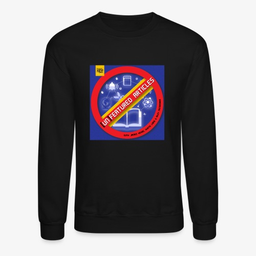 unFeatured Articles Cover - Crewneck Sweatshirt