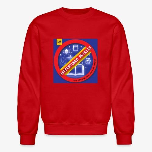 unFeatured Articles Cover - Crewneck Sweatshirt
