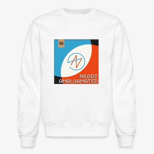 Top Shelf Nerds Cover - Crewneck Sweatshirt