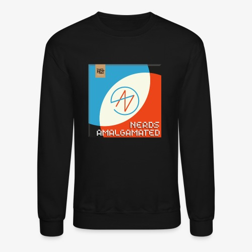 Top Shelf Nerds Cover - Crewneck Sweatshirt