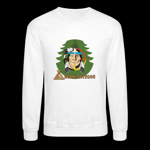 Archigantegou Logo Color - Unisex Crewneck Sweatshirt