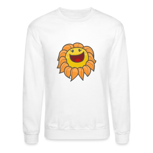 Happy sunflower - Crewneck Sweatshirt