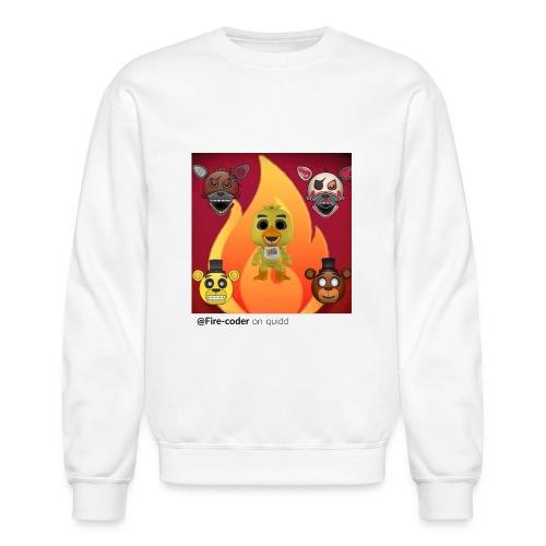 Firecoder Plays - Crewneck Sweatshirt