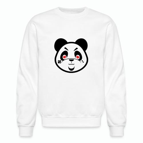 XQZT Mascot - PacBear - Unisex Crewneck Sweatshirt