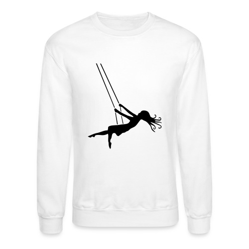 Swinging Girl - Crewneck Sweatshirt
