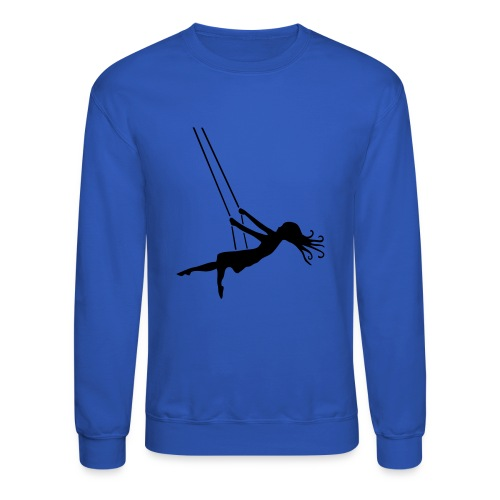 Swinging Girl - Crewneck Sweatshirt
