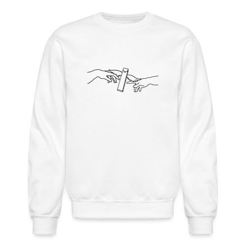 nicotine. - Crewneck Sweatshirt