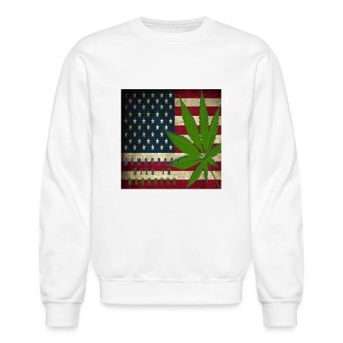 Political humor - Unisex Crewneck Sweatshirt