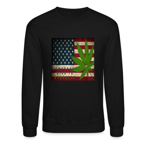 Political humor - Crewneck Sweatshirt