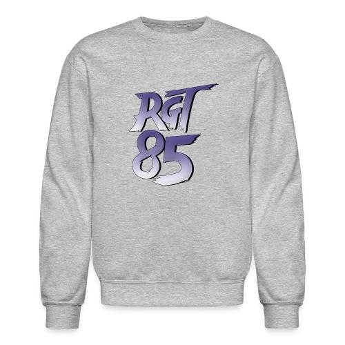 RGT 85 Logo - Unisex Crewneck Sweatshirt