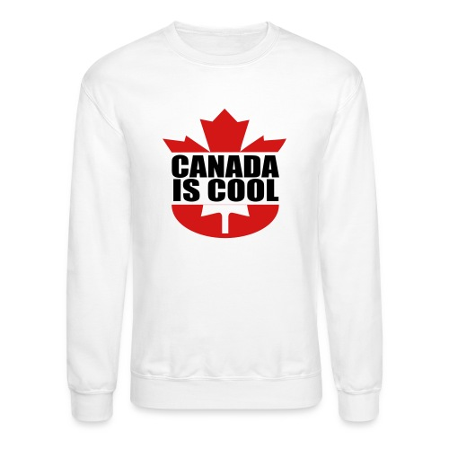 Canada is Cool - Crewneck Sweatshirt