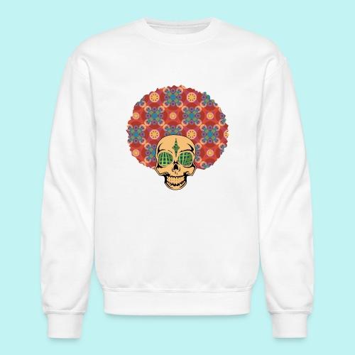 MACK DADDY SKULLY - Unisex Crewneck Sweatshirt