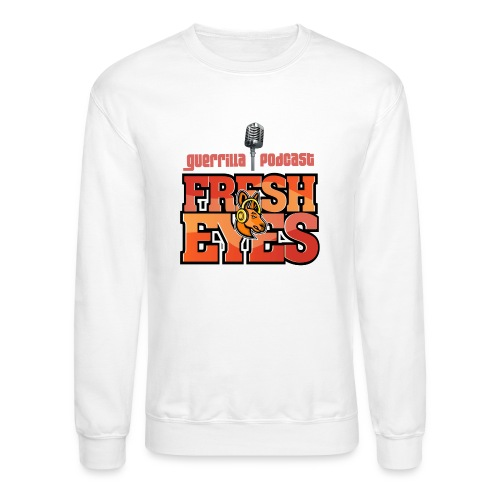 fresh eyes Merch - Crewneck Sweatshirt