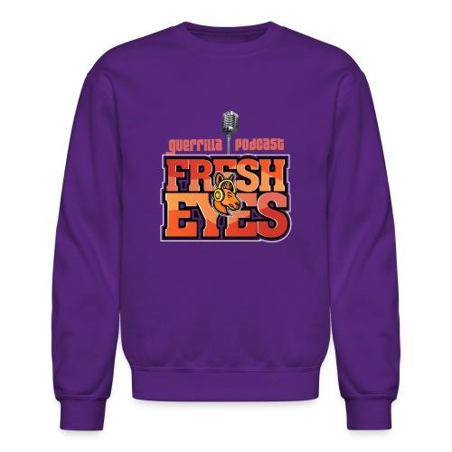 fresh eyes Merch - Unisex Crewneck Sweatshirt