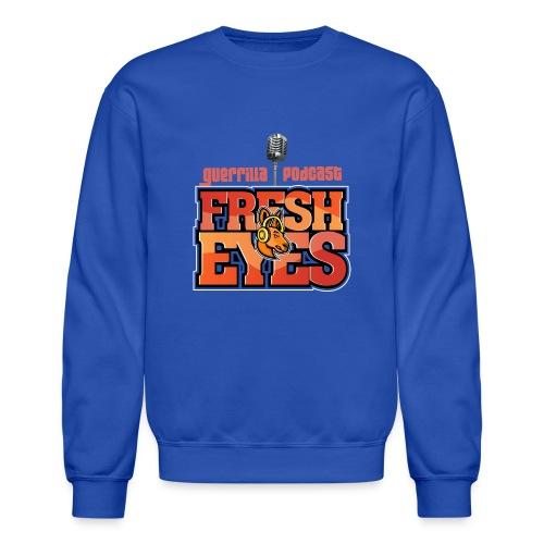 fresh eyes Merch - Crewneck Sweatshirt