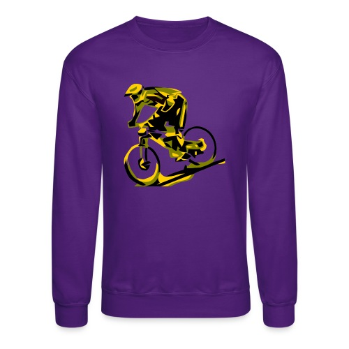 DH Freak - Mountain Bike Hoodie - Crewneck Sweatshirt