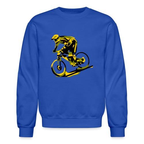 DH Freak - Mountain Bike Hoodie - Crewneck Sweatshirt