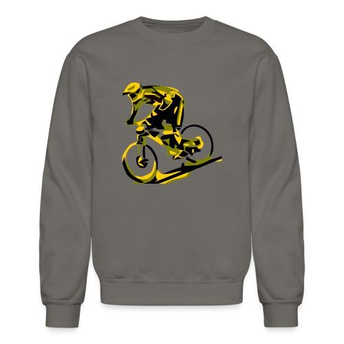 DH Freak - Mountain Bike Hoodie - Unisex Crewneck Sweatshirt