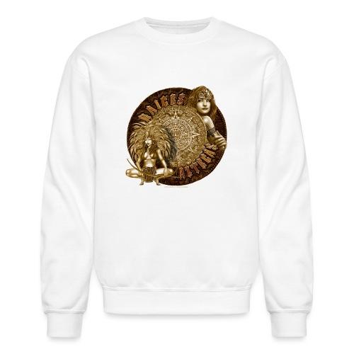 Raices Aztecas by RollinLow - Unisex Crewneck Sweatshirt