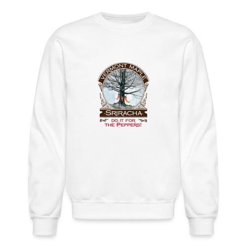 Vermont Maple Sriracha - Unisex Crewneck Sweatshirt