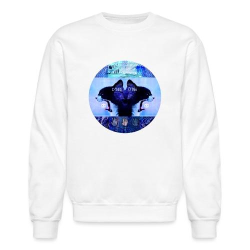 Yes No - Crewneck Sweatshirt