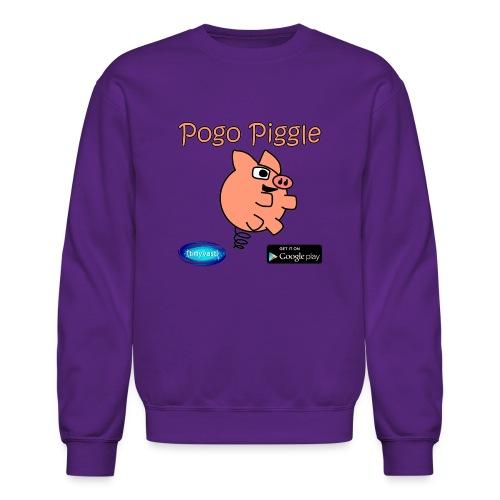 Pogo Piggle - Unisex Crewneck Sweatshirt